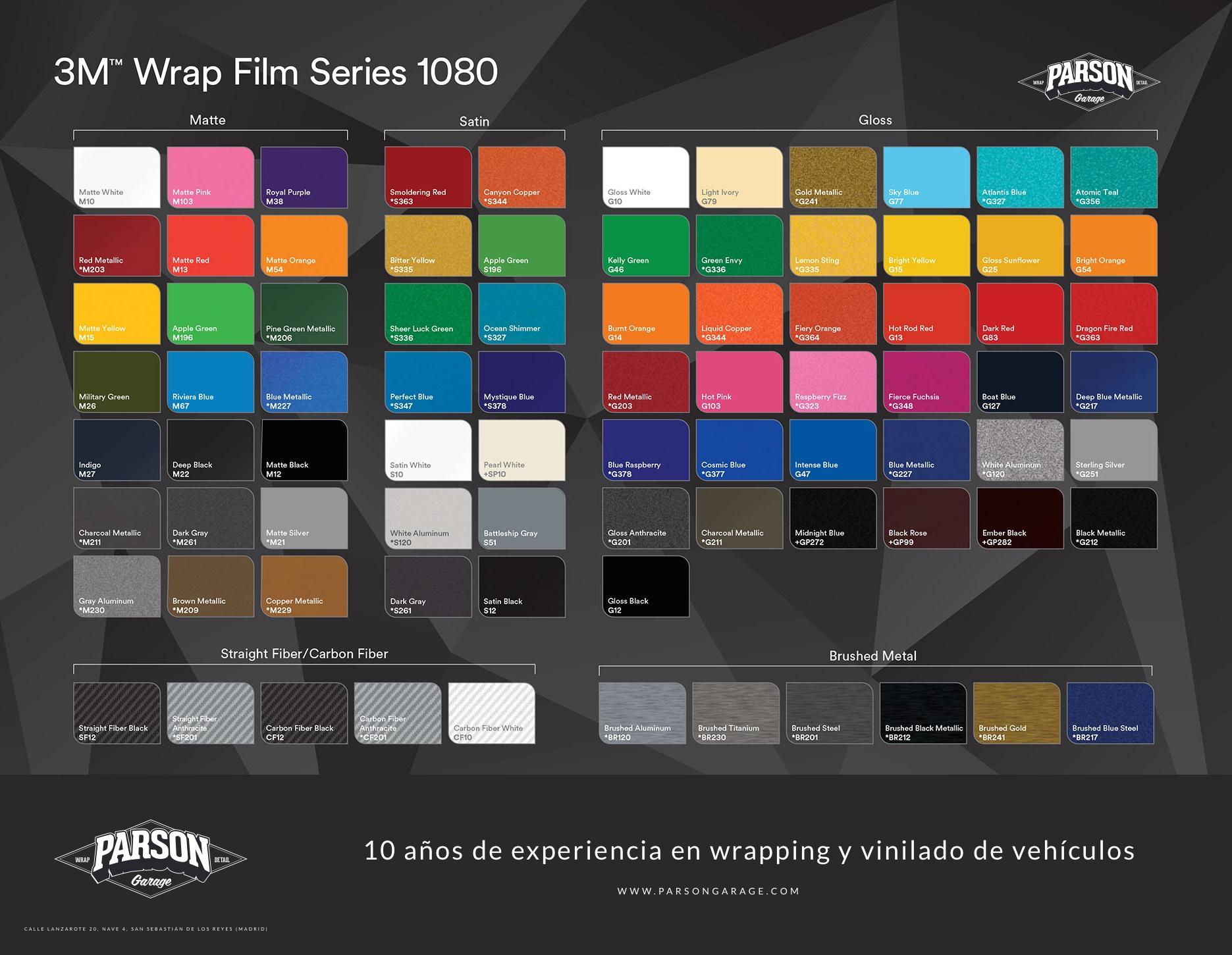 3mwrapcolors
